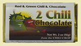 Two Chili Chocolate