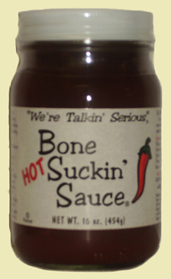 Bone Suckin' Sauce - Original