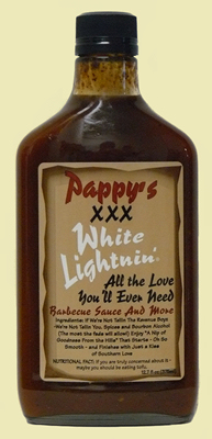 Pappy's XXX White Lightnin