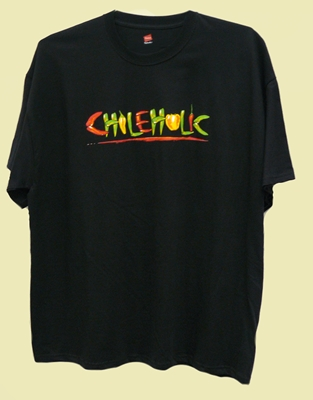 Chili-Holic - T-shirt