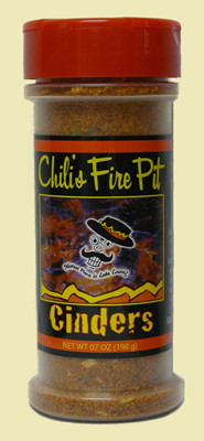 Chili's Fire Pit - Cinders