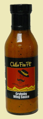Chili's Fire Pit - Cry Baby Wing Sauce